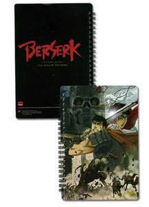 Berserk Notebook - Movie