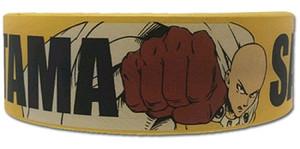 One-Punch Man PVC Wristband - Saitama Punch