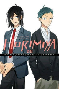 Horimiya Graphic Novel 08