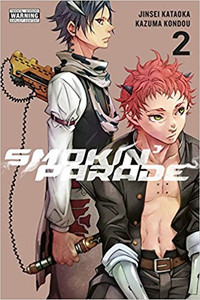Smokin' Parade Graphic Novel 02