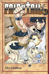 Fairy Tail Graphic Novel 61