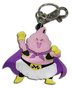 Dragon Ball Z PVC Keychain - SD Buu