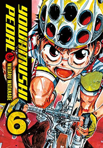 Yowamushi Pedal Graphic Novel 06
