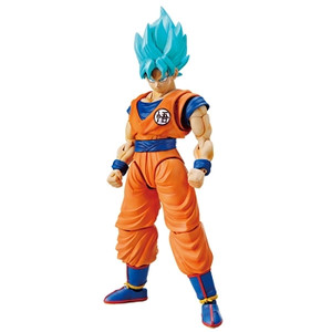 Dragon Ball Super Model Kit: SS God Super Son Goku