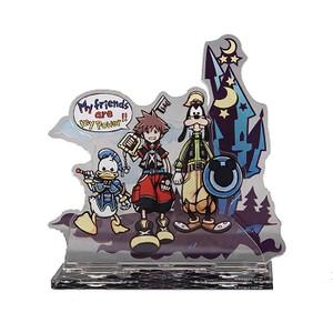 Kingdom Hearts HD 2.8 Acrylic Stand - Coming