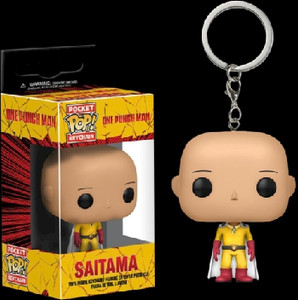 Pocket POP! Keychain: One-Punch Man - Saitama