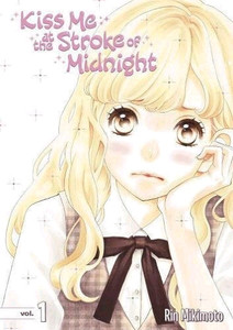 Kiss Me at the Stroke of Midnight Graphic Novel 01