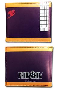 Fairy Tail Wallet - Natsu Outfit Scheme (Bi-fold)