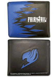 Fairy Tail Wallet - Gray's Ice