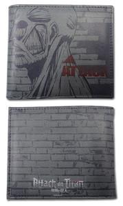 Attack on Titan Wallet - Titan's Weakness (Bi-fold)
