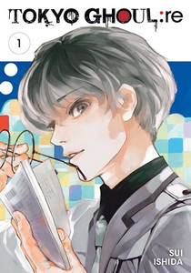 Tokyo Ghoul: re Graphic Novel Vol. 01