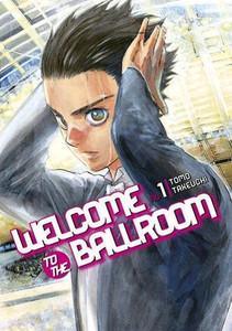 Welcome to the Ballroom Manga 01