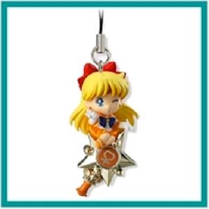 Sailor Moon Twinkle Dolly Charm - Sailor Venus