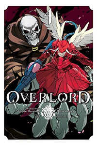 Overlord Graphic Novel 04