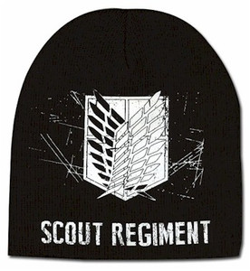 Attack on Titan Beanie - Scout Regiment