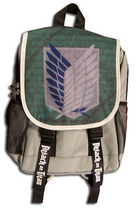 Attack on Titan Backpack - Scout Regiment