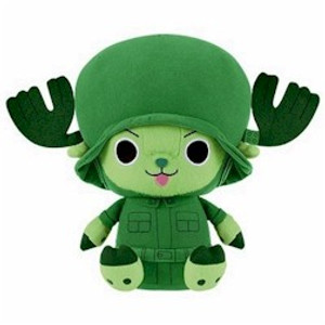 One Piece Plush Doll - Chopper (Film Gold) Ver A