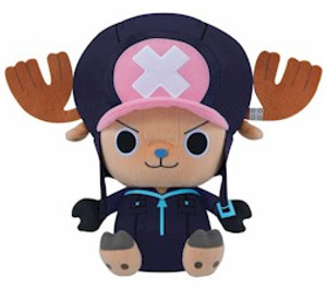 One Piece Plush Doll - Chopper (Film Gold) Ver B