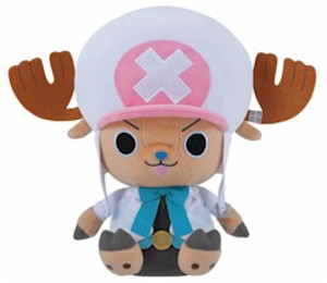 One Piece Plush Doll - Chopper (Film Gold) Ver C
