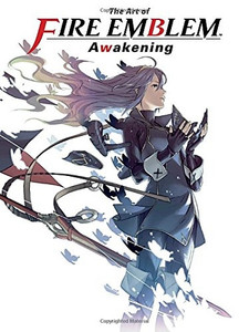 Art of Fire Emblem: Awakening Art Book (HC)