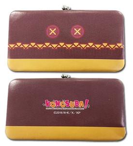 Konosuba Wallet - Megumin (Hinged Style)