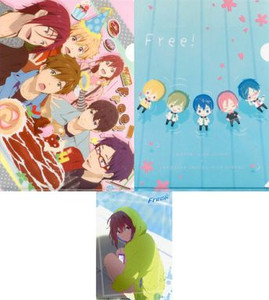 Free! Folder (2-pc) - Sweet Macaron Party / SD Pool