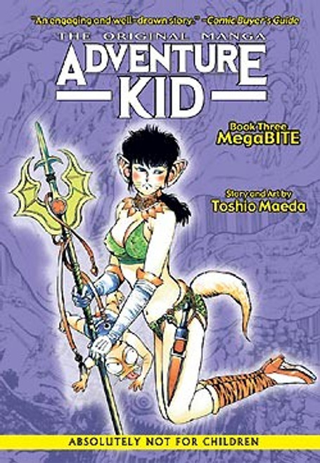 Adventure Kid Graphic Novel Vol. 03