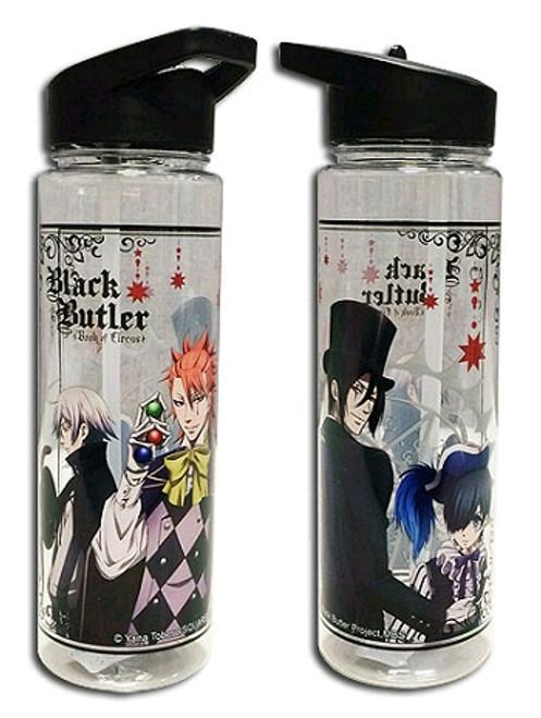 Black Butler ~Book of Circus~ Water Bottle - Circus Group
