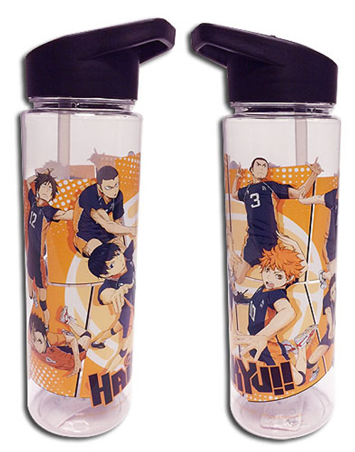 Haikyu!! Water Bottle - Group