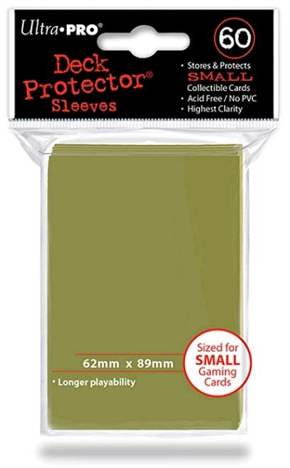 Ultra Pro Pro-Matte Sleeves Small - Metallic Gold