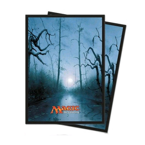 Magic the Gathering Sleeves: Mana 5 - Swamp