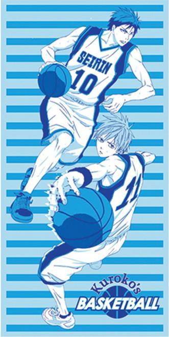 Kuroko's Basketball Beach Towel - Tetsu & Kagami