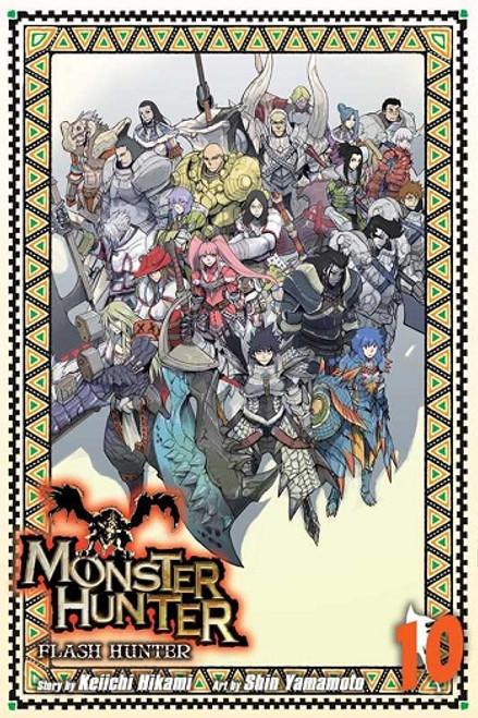 Monster Hunter: Flash Hunter Graphic Novel 10
