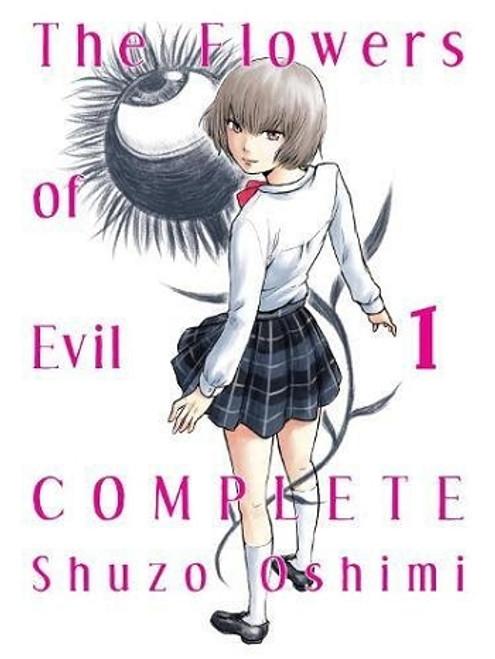 Flowers of Evil Complete Manga 01