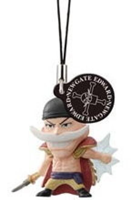 One Piece Figure Strap - Whitebeard Pirates