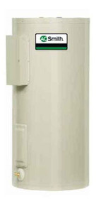A. O. Smith DEL-40 Water Heater - 40 Gallon Commercial Electric