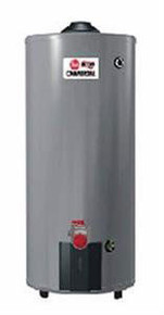 Rheem G100-80 Water Heater - 100 Gallon Commercial Gas 80,000 BTU