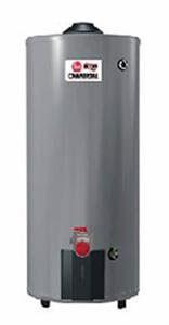 Rheem G100 80 Water Heater 100 Gallon Commercial Gas