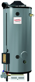 Rheem G91-200 Universal Gas Commercial Water Heater 91 Gallon 199,900 BTU