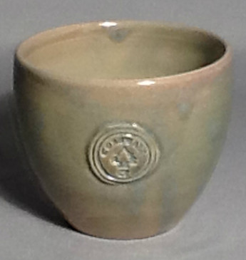 Cornwall Commemorative Teabowl-Lite Green