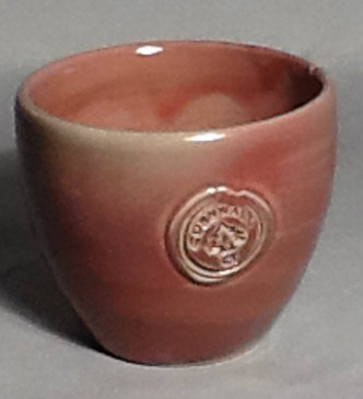 Cornwall Commemorative Teabowl-RED