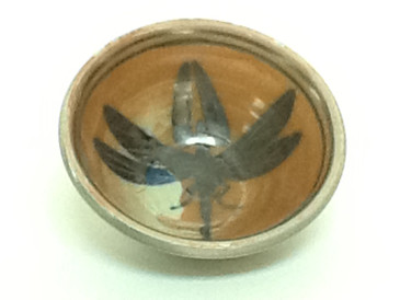 Salsa Bowl-Blue Dragon Fly