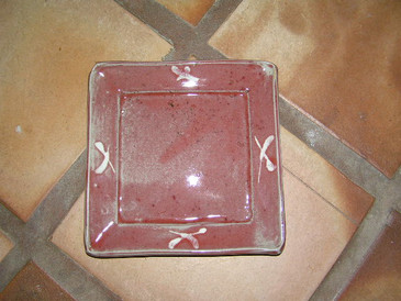 Square Plates and Bowls