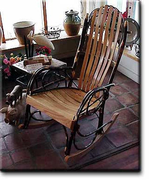 Amish Rocker -FREE SHIPPING!
