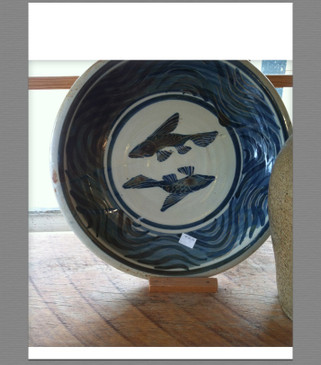 Large Serving Platter--SOLD!