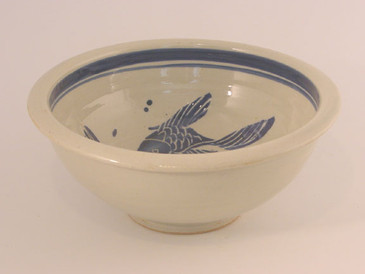 Serving Bowl with foot-SOLD!