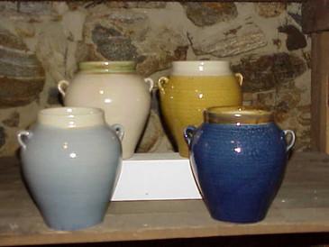 Vase from Van Gogh