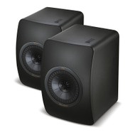 KEF LS50 Black Edition Speakers