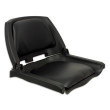 Traveler Fold Down Seat Black with Black Cushions