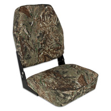 Fold Down HB Seat Mossy Oak Duck Blind